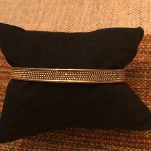 Fossil Gold Toned Bracelet